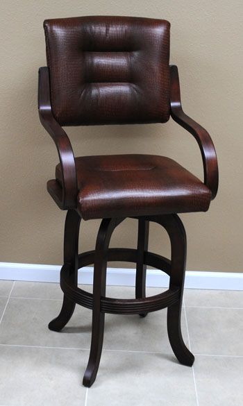 270 High Back Bar Stool