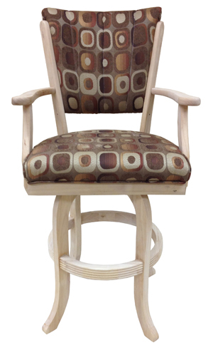 Classic with Arms Bar Stool