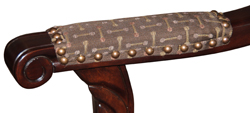 Upholstered Arm